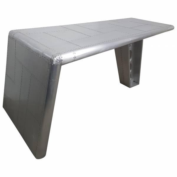 Schreibtisch Bürotisch Alu Aviator Büro Ofiice Tisch Industrie Planetable Design
