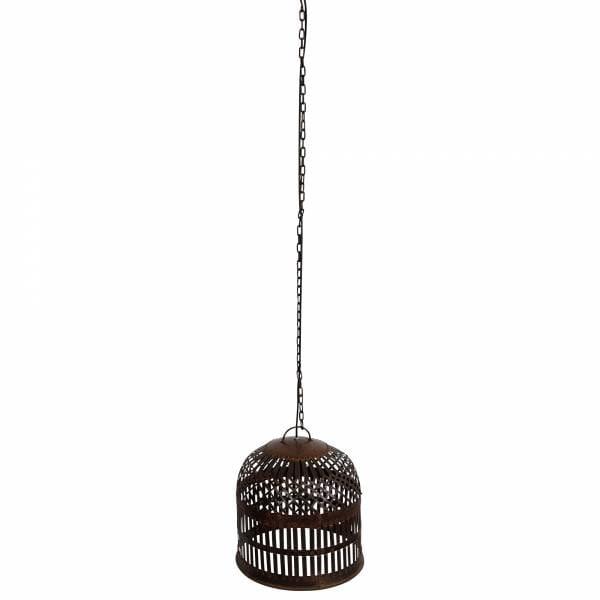 Hängelampe Deckenlampe Deckenleuchte Pendelleuchte Rund Metall Industrial Design