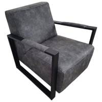 Clubsessel Loungesessel Polstersessel Armsessel modern Vintage Canberra