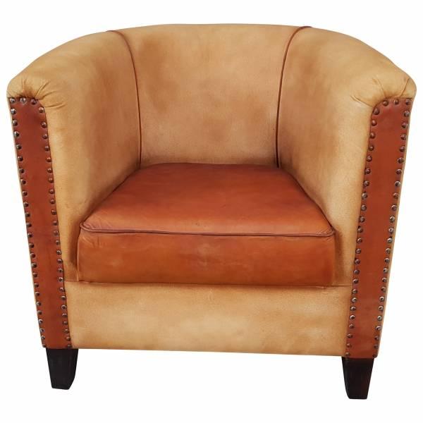 Clubsessel Lounge-Sessel Relaxsessel Designer Armcair Loft Möbel Cocktailsessel