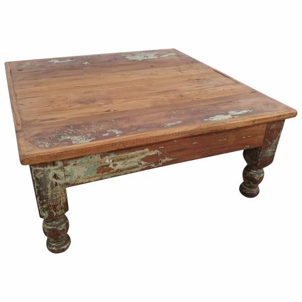 Teetisch Indischer Bajot Orientalischer Orient Deko Tisch Handgemacht Unikat 1
